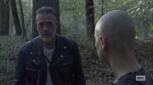 Walk With Us- Negan talks about losing his wife- AMC, The Walking Dead
