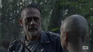 Walk With Us- Negan tells Alpha that he found Lydia- AMC, The Walking Dead