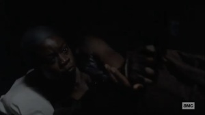 What We Become- Michonne as a Savior- AMC, The Walking Dead