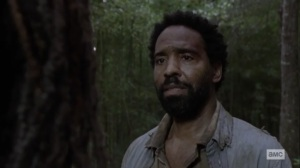 What We Become- Virgil decides to stay on the island- AMC, The Walking Dead