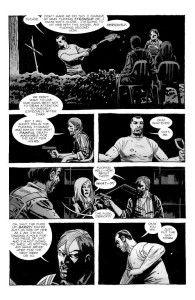 Negan Lives- Negan digs a grave for himself- The Walking Dead