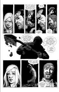 Negan Lives- Negan explains how he came to name Lucille- The Walking Dead