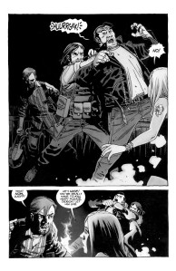 Negan Lives- Negan gets ambushed- The Walking Dead