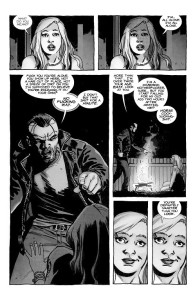 Negan Lives- Negan thinks that Lucy is setting him up- The Walking Dead