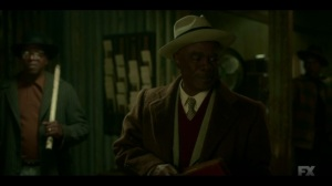The Land of Taking and Killing- Doctor Senator leaves the slaughterhouse for now- Fargo, FX
