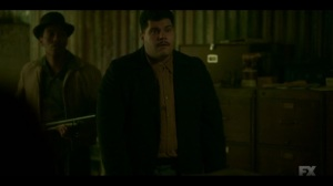The Land of Taking and Killing- Gaetano addresses Doctor Senator- Fargo, FX