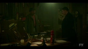The Land of Taking and Killing- Gaetano meets Doctor Senator and learns of Donatello's deal with Loy- Fargo, FX