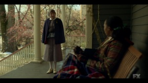 The Land of Taking and Killing- Oraetta speaks with Ethelrida- Fargo, FX