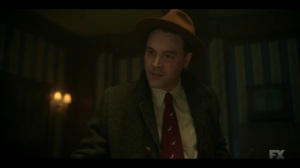 The Land of Taking and Killing- Weff asks Doctor Harvard about the hospital shooting- Fargo, FX