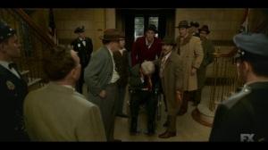 Welcome to the Alternate Economy- Italians bring Donatello to the hospital- Fargo, FX