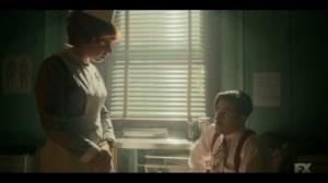 Welcome to the Alternate Economy- Josto asks Oraetta to take care of his father- Fargo, FX
