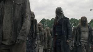 A Certain Doom- Beta orders the Whisperer horde forward- AMC, The Walking Dead