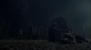 A Certain Doom- Beta pursues Negan- AMC, The Walking Dead