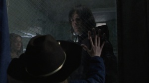 A Certain Doom- Daryl and Judith have a Wrath of Khan moment- AMC, The Walking Dead
