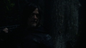 A Certain Doom- Daryl explains his plan to thin the horde by killing the Whisperers- AMC, The Walking Dead