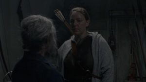 A Certain Doom- Dianne remembers Negan working with the Whisperers- AMC, The Walking Dead