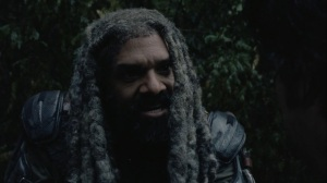 A Certain Doom- Ezekiel encourages Eugene to not give up- AMC, The Walking Dead