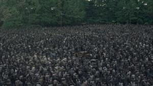 A Certain Doom- Herd tightens- AMC, The Walking Dead