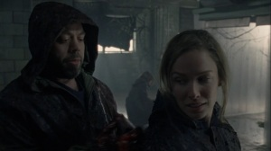 A Certain Doom- Luke and Jules get ready- AMC, The Walking Dead