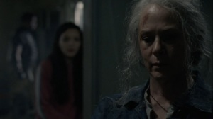 A Certain Doom- Lydia asks Carol to stop avoiding her- AMC, The Walking Dead
