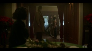 Camp Elegance- Antoon tells Rabbi Milligan that Josto wants to see him- Fargo, FX
