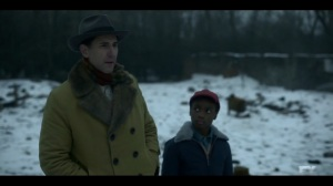 Camp Elegance- Antoon tells Satchel about his upbringing- Fargo, FX