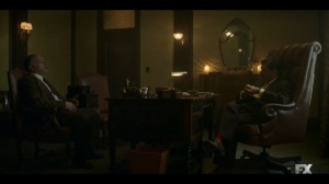 Camp Elegance- Ebal and Josto discuss Gaetano- Fargo, FX