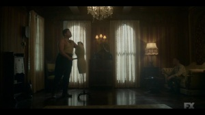 Camp Elegance- Gaetano and Paolo discuss Josto's obsession with Dr. Harvard- Fargo, FX