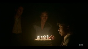 Camp Elegance- Happy Birthday, Ethelrida- Fargo, FX