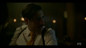Camp Elegance- Josto learns that Paolo has been killed- Fargo, FX