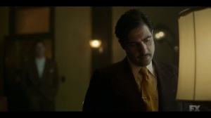 Camp Elegance- Josto tells Antoon to take Satchel for a drive- Fargo, FX
