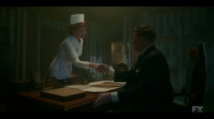 Camp Elegance- Oraetta deflects from the anonymous letter- Fargo, FX