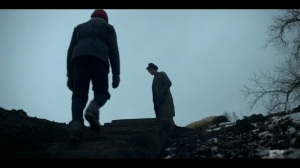 Camp Elegance- Rabbi Milligan rescues Satchel- Fargo, FX