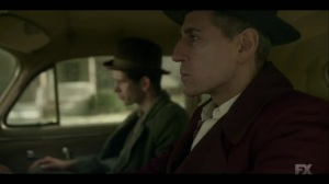 Raddoppiarlo- Calamita and Rabbi pursue Leon and Lemuel- Fargo, FX