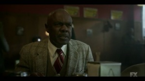 Raddoppiarlo- Doctor Senator tells Ebal about the Double V Campaign- Fargo, FX