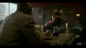 Raddoppiarlo- Ebal agrees to pass on the message- Fargo, FX