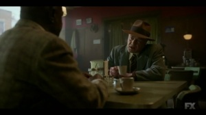 Raddoppiarlo- Ebal and Doctor Senator discuss the slaughterhouse situation- Fargo, FX