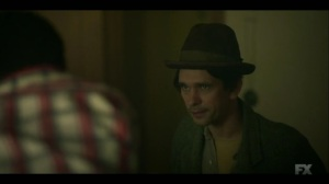 Raddoppiarlo- Rabbi tells Satchel what to do if he doesn't return- Fargo, FX