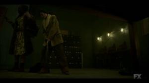 Raddoppiarlo- Swanee and Zelmare's botched robbery- Fargo, FX