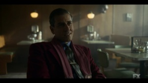 The Birthplace of Civilization- Calamita asks Doctor Senator if he understands him- FX, Fargo