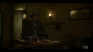 The Birthplace of Civilization- Deafy arrives too late- FX, Fargo