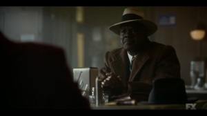The Birthplace of Civilization- Doctor Senator talks about how respect is earned- FX, Fargo