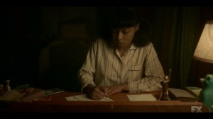 The Birthplace of Civilization- Ethelrida writes a letter to Dr. Harvard- FX, Fargo