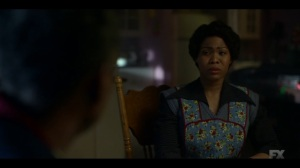 The Birthplace of Civilization- Loy asks Dibrell where Zelmare is right now- FX, Fargo