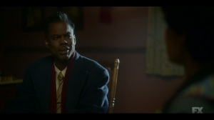 The Birthplace of Civilization- Loy knows that Dibrell and Zelmare are sisters- FX, Fargo