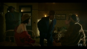 The Birthplace of Civilization- Loy recruits Zelmare and Swanee- FX, Fargo