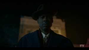 The Birthplace of Civilization- Loy sees that Doctor Senator has been killed- FX, Fargo