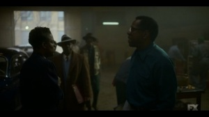 The Birthplace of Civilization- Loy tells his men to arm up- FX, Fargo