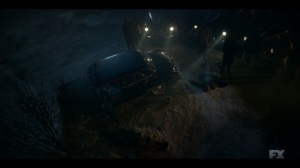 The Birthplace of Civilization- Loy's men gather after Doctor Senator is killed- FX, Fargo
