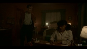 The Birthplace of Civilization- Thurman reminds Ethelrida that tomorrow is her birthday- FX, Fargo